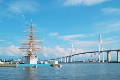 Shinminato Ohashi Bridge