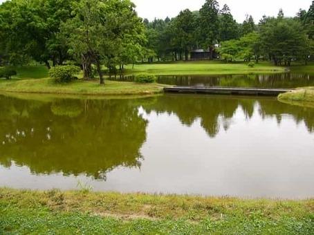 Kanzizaiouin garden hiraizumi 1528092826