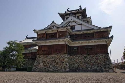 Fukuchiyama castle01 2816 1528094156