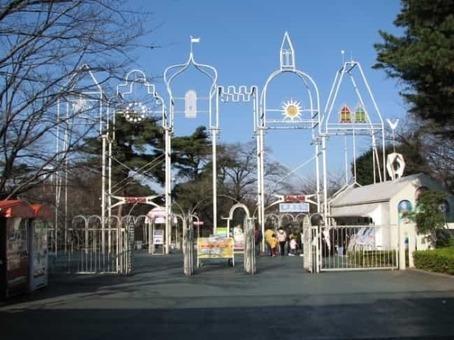 Seibu yuenchi entrance 1528094165