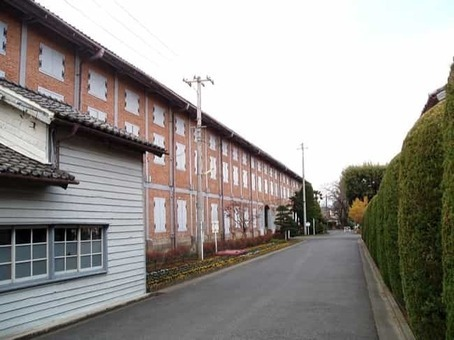 Tomioka silk mill east cocoon warehouse05 1528094204