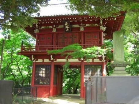 Chiba matsudo hondoji sanmon 1528096206