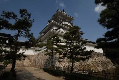 Toyama castle 1528096469