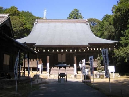 Zaikaji temple  28main hall 1 29 1528096501