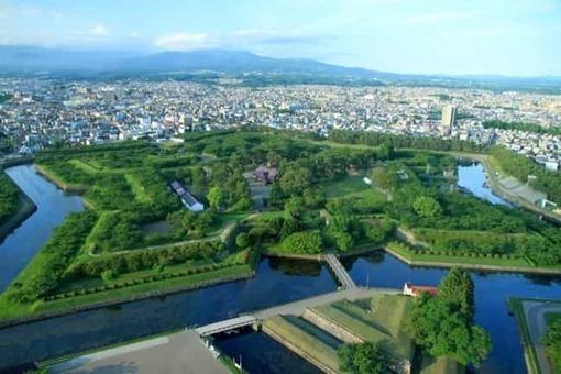 Hakodate goryokaku panorama 1 1528096665