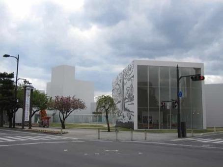 Towada art center 1528096709