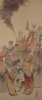 16 arhats.aka.luohans.a.k.a.juroku rakan.wittig.collection.detail.edited.working.print.01. 1528096742