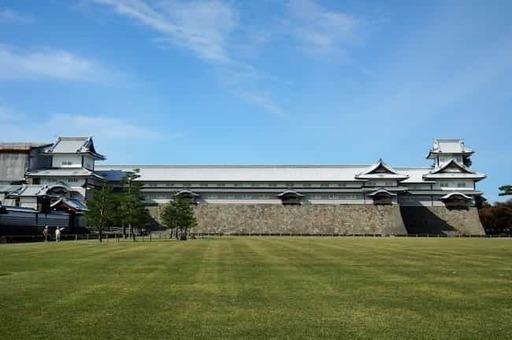 Kanazawa Castle Site