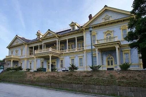 Old public hall of hakodate ward japan02s3 1528089173
