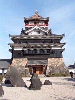 Kiyosu castle 1528088082