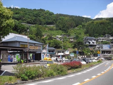Roadside station osugi 1528089349