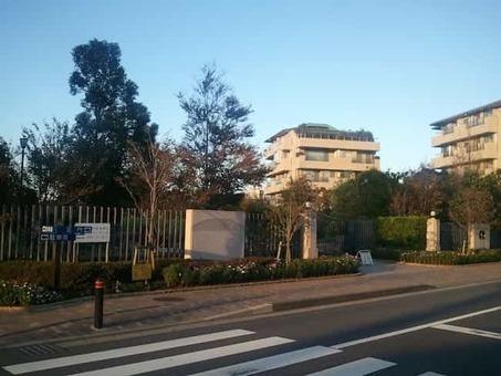 Higashi matsudo yuinohana park entrance 1528089973