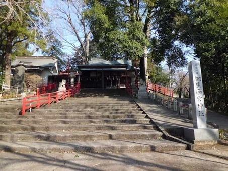 Kiryu nishinomiya shrine 1528090046