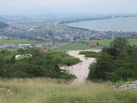 Mukibanda remains western hill at donohara area 1528090420