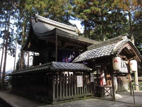 Shinomura hachimang c5 ab honden 1528090544