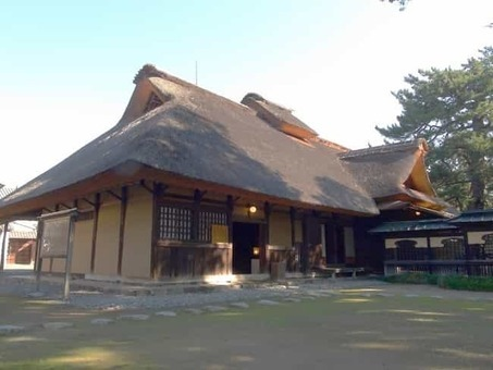 A main building ando  house cultural properties of japan 1528091305