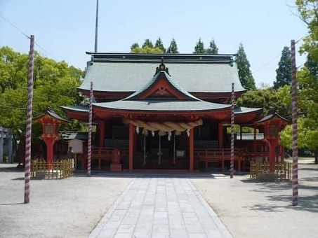 Furogu front shrine 1528091528