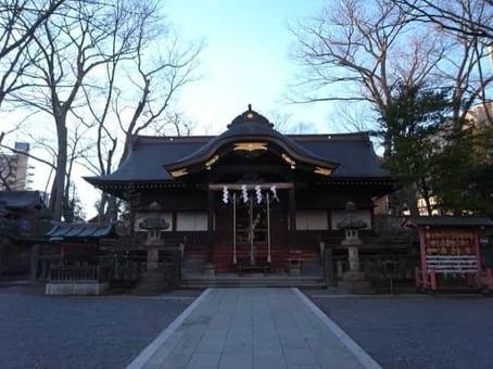 Asakakunituko jinja haiden 1528091981