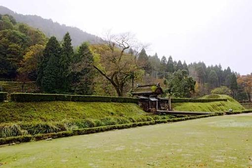 Asakura yakata of ichijodani asakura family historic ruins02s3s4440 1528088011
