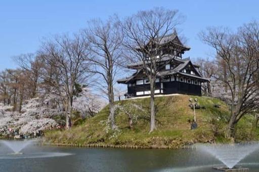 Takada castle yagura 1528092723