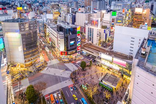 渋谷・表参道周遊